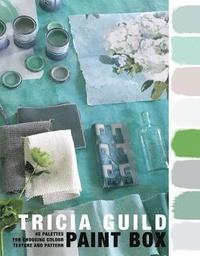 bokomslag Tricia Guild Paint Box