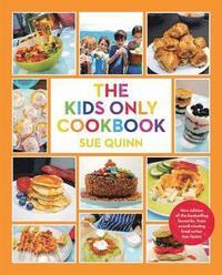 bokomslag The Kids Only Cookbook
