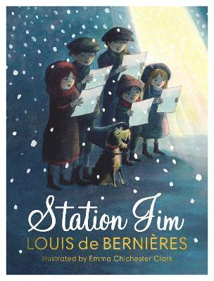 bokomslag Station Jim