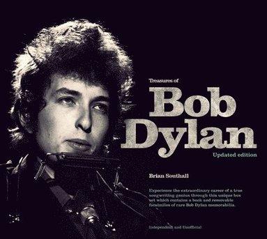 bokomslag Treasures of bob dylan