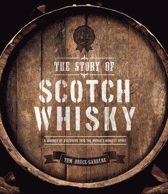 bokomslag Story of scotch whisky