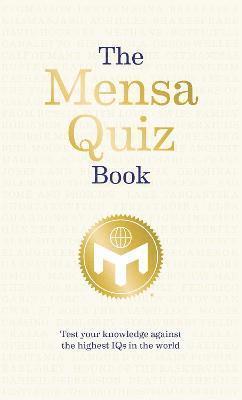 bokomslag Mensa quiz book