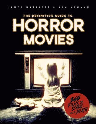 bokomslag Horror: Films to Scare you to Death