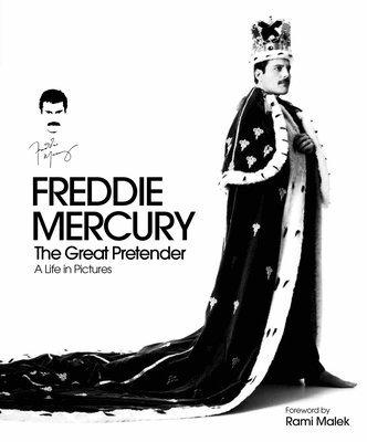 bokomslag Freddie Mercury The Great Pretender: A Life in Pictures