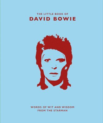 bokomslag The Little Book of David Bowie