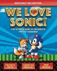 bokomslag We Love Sonic!