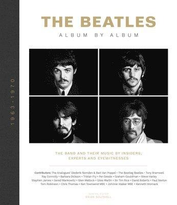 bokomslag The Beatles: Album by Album