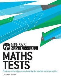 bokomslag Mensa's Most Difficult Maths Tests