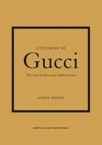 bokomslag Little Book of Gucci