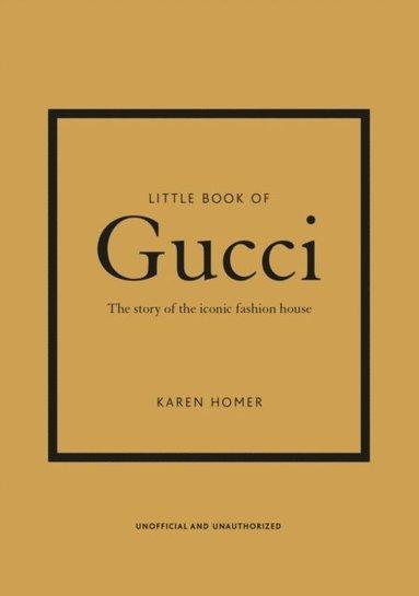 bokomslag Little Book of Gucci