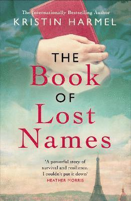 bokomslag The Book of Lost Names