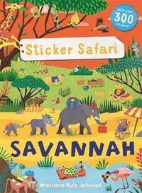 bokomslag Sticker Safari: Savannah