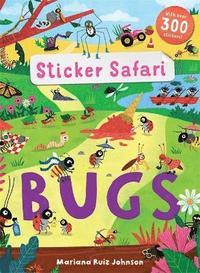 bokomslag Sticker Safari: Bugs