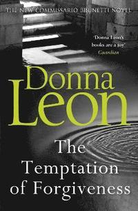 bokomslag The Temptation of Forgiveness