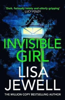 bokomslag Invisible Girl