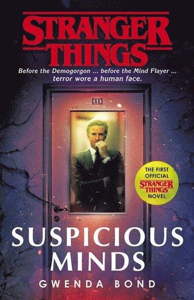 bokomslag Stranger Things: Suspicious Minds