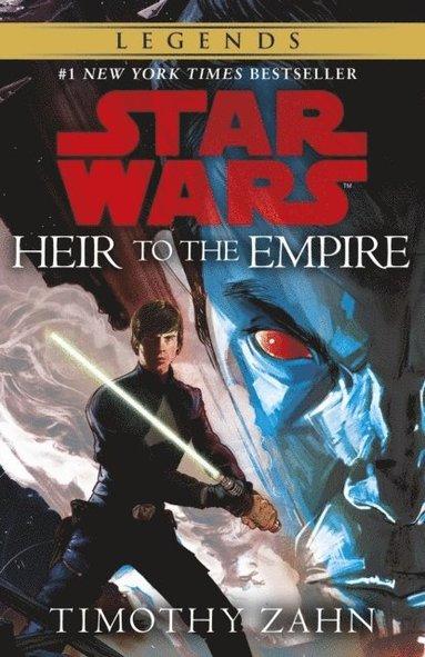 bokomslag Heir to the Empire