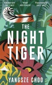 bokomslag The Night Tiger