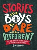 bokomslag Stories for Boys Who Dare to be Different