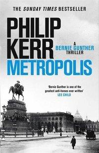 bokomslag Metropolis: Bernie Gunther 14
