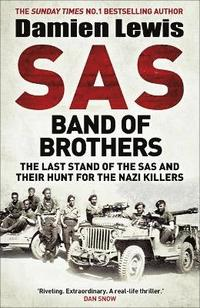 bokomslag SAS Band of Brothers