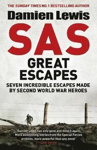 bokomslag SAS Great Escapes