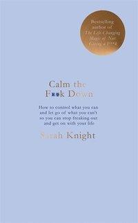 bokomslag Calm the F**k Down