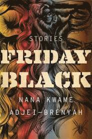 bokomslag Friday Black
