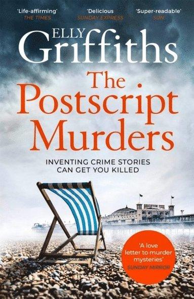 bokomslag The Postscript Murders
