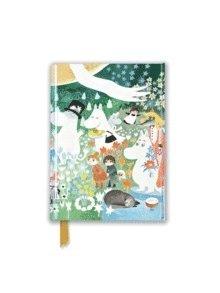 Anteckningsbok A6 linjerad Moomin - The Dangerous Journey 1