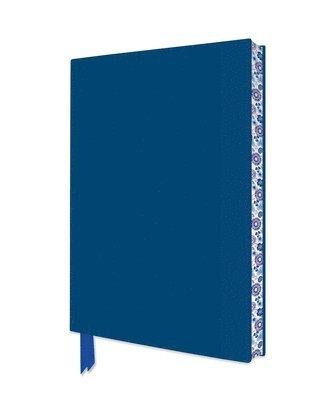 Anteckningsbok A5 linj mjuk Mid Blue Artisan
