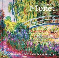 bokomslag Claude Monet: Waterlilies and the Garden of Giverny