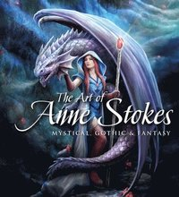 bokomslag The Art of Anne Stokes