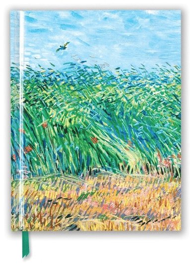 Skissbok Vincent van Gogh - Wheat Field With A Lark