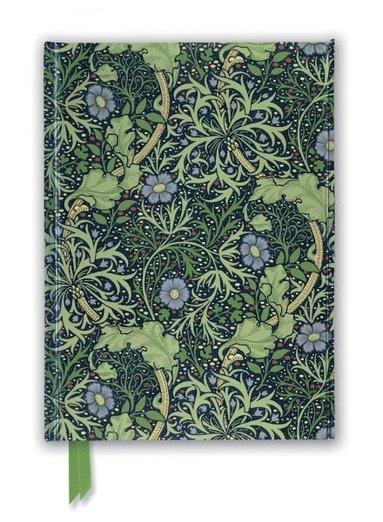 Anteckningsbok A5 William Morris - Seaweed