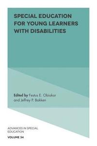 bokomslag Special Education for Young Learners with Disabilities