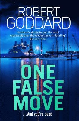 bokomslag One False Move