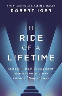 bokomslag The Ride of a Lifetime