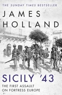bokomslag Sicily '43: The First Assault on Fortress Europe