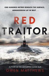 bokomslag Red Traitor