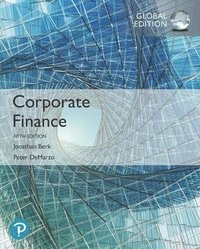 bokomslag Corporate Finance