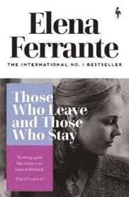 bokomslag Those Who Leave and Those Who Stay