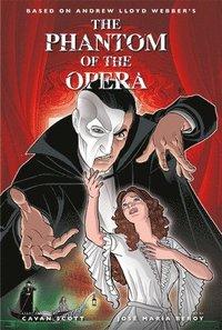 bokomslag The Phantom of the Opera Collection