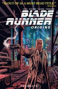 bokomslag Blade Runner: Origins Vol. 1