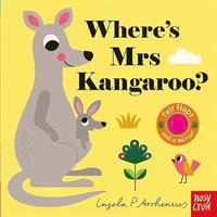 bokomslag Where's Mrs Kangaroo?