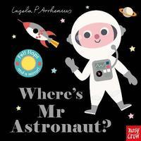 bokomslag Where's Mr Astronaut?
