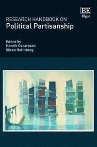 bokomslag Research Handbook on Political Partisanship