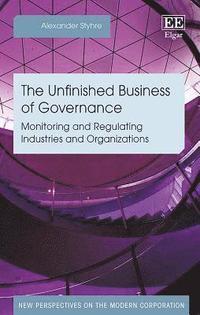 bokomslag The Unfinished Business of Governance