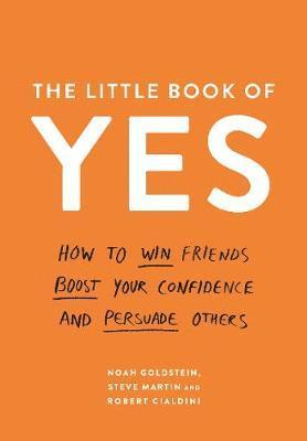 bokomslag The Little Book of Yes: How to win friends, boost your confidence and persuade others