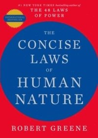 bokomslag The Concise Laws of Human Nature